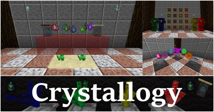 crystallogy-mod-1-11-21-10-2-for-minecraft Crystallogy Mod 1.11.2/1.10.2 for Minecraft