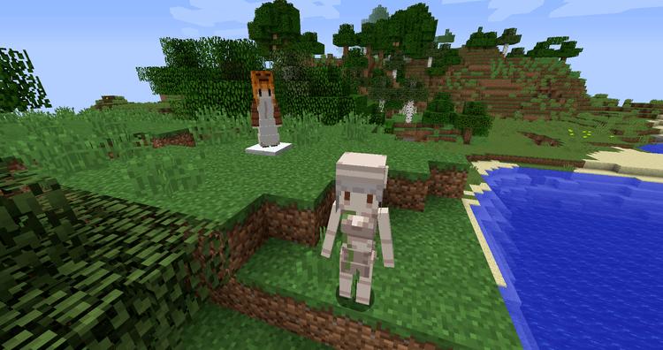 cute-mob-models-mod-1-11-21-10-2-for-minecraft Cute Mob Models Mod 1.11.2/1.10.2 for Minecraft