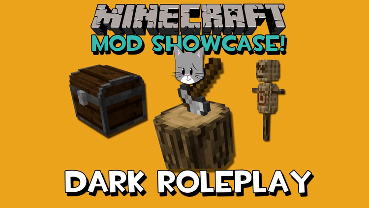 dark-roleplay-medieval-mod-1-11-21-10-2-for-minecraft Dark Roleplay Medieval Mod 1.11.2/1.10.2 for Minecraft