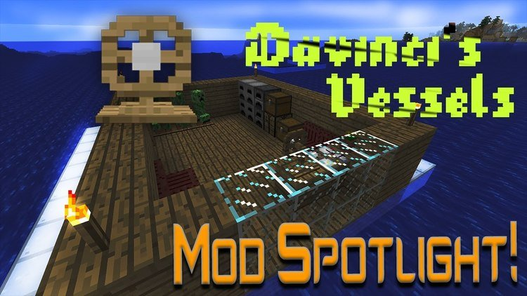 davincis-vessels-mod-1-11-21-10-2-flying-island-in-minecraft Davinci's Vessels Mod 1.11.2/1.10.2 – Flying Island in Minecraft