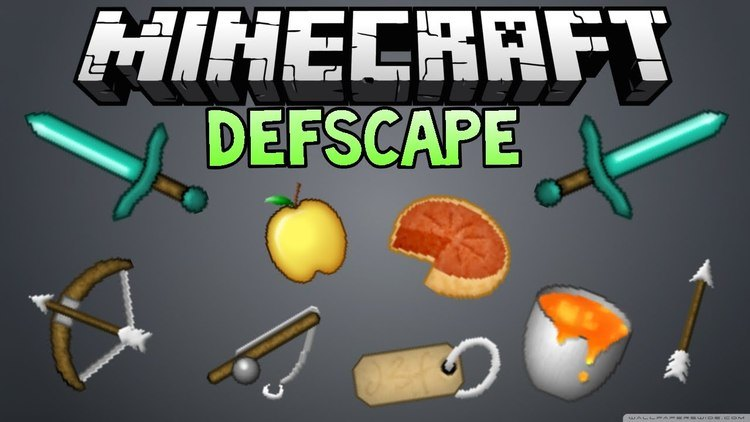 defscape-resource-pack-1-11-21-10-2 DefScape Resource Pack 1.11.2/1.10.2