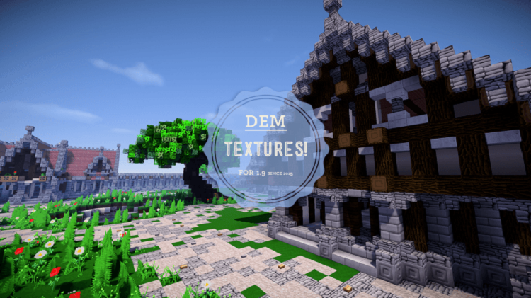 dem-textures-resource-pack-for-minecraft-1-11-21-10-2 DEM Textures Resource Pack for Minecraft 1.11.2/1.10.2