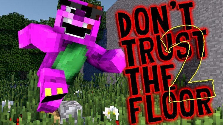 dont-trust-the-floor-2-map-for-minecraft-1-9-4 Don't Trust The Floor 2 Map for Minecraft 1.9.4