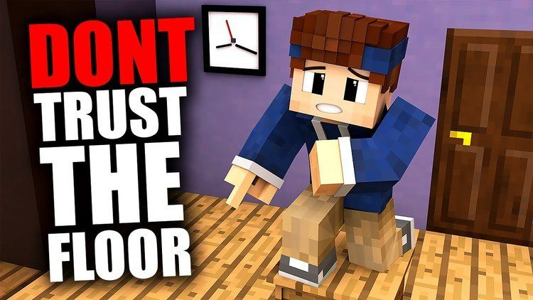 dont-trust-the-floor-map-for-minecraft-1-10-21-9-4 Dont Trust The Floor Map for Minecraft 1.10.2/1.9.4