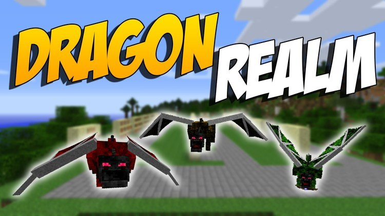 dragon-realm-mod-1-11-21-10-2-for-minecraft Dragon Realm Mod 1.11.2/1.10.2 for Minecraft