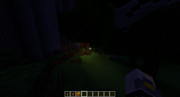 Dynamic Lights Mod for Minecraft 1