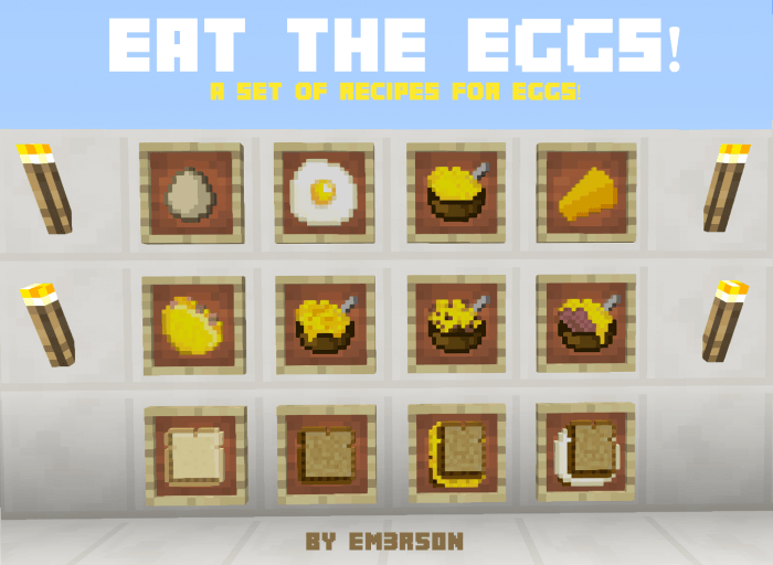eat-the-eggs-mod-for-minecraft-1-11-21-10 Eat the Eggs Mod for Minecraft 1.11.2/1.10