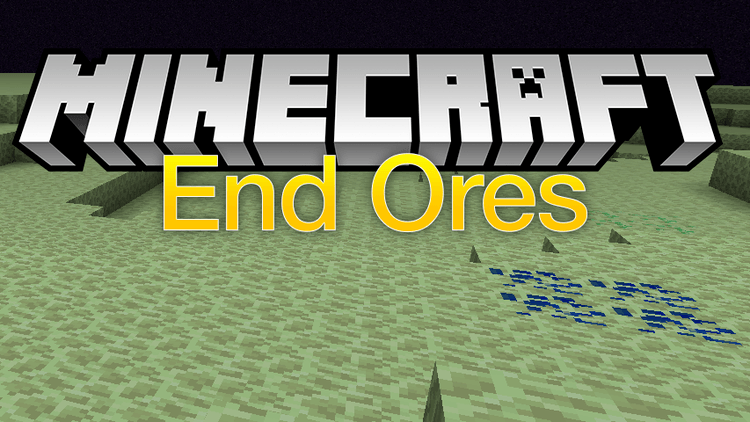 end-ores-mod-1-11-21-10-2-for-minecraft End Ores Mod 1.11.2/1.10.2 for Minecraft