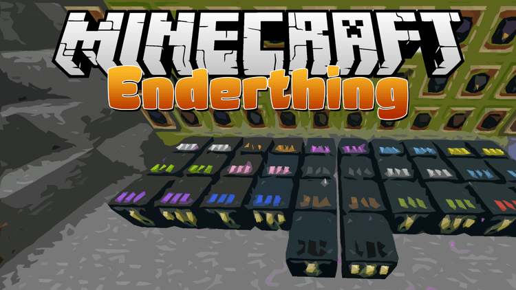 enderthing-mod-for-minecraft-1-11-21-10-2 Enderthing Mod for Minecraft 1.11.2/1.10.2