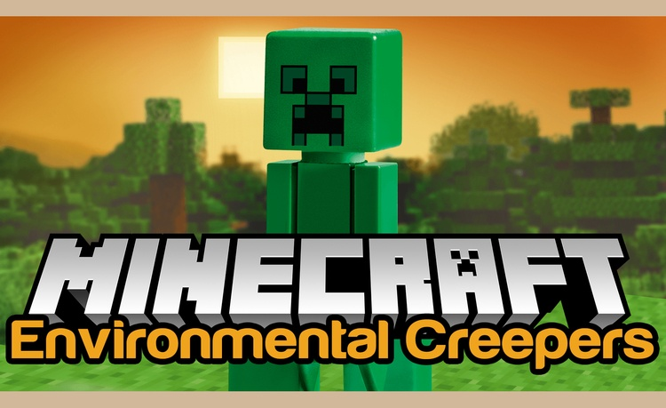environmental-creepers-mod-1-11-21-10-2-for-minecraft Environmental Creepers Mod 1.11.2/1.10.2 for Minecraft
