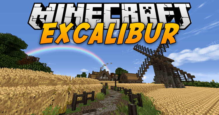 excalibur-resource-pack-for-minecraft-1-11-21-10-2 Excalibur Resource Pack for Minecraft 1.11.2/1.10.2