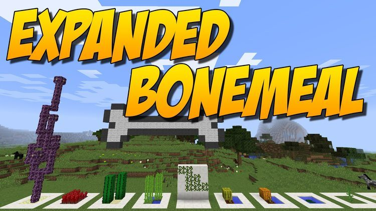 expanded-bonemeal-mod-1-11-21-10-2-for-minecraft Expanded Bonemeal Mod 1.11.2/1.10.2 for Minecraft