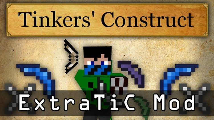extratic-mod-add-more-tinkers-tool-for-minecraft-1-11-21-10-2 ExtraTiC Mod – Add more Tinkers' Tool for Minecraft 1.11.2/1.10.2