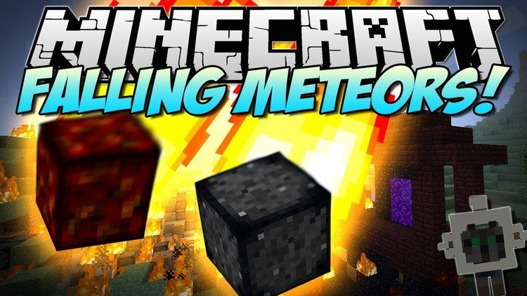 falling-meteors-mod-for-minecraft-1-11-21-10-2 Falling Meteors Mod for Minecraft 1.11.2/1.10.2