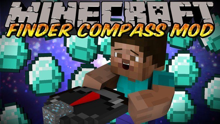 finder-compass-mod-1-11-21-10-2-easy-diamond-for-minecraft Finder Compass Mod 1.11.2/1.10.2 – Easy Diamond for Minecraft
