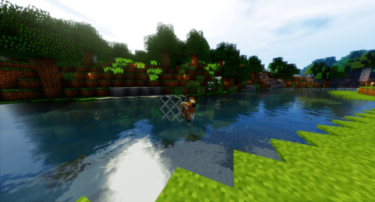 Fishing Net Mod for Minecraft 3