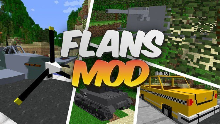 flans-mod-for-minecraft-1-11-21-10-2 Flan's Mod for Minecraft 1.11.2/1.10.2