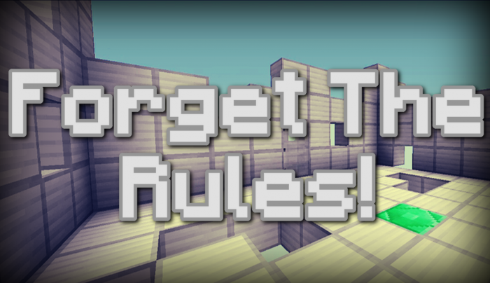 forget-the-rules-map-for-minecraft-1-11-2 Forget the Rules Map for Minecraft 1.11.2