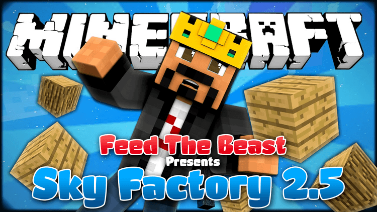 ftb-presents-sky-factory-2-5-modpack-for-minecraft-1-11-21-10-2 FTB Presents Sky Factory 2.5 Modpack for Minecraft 1.11.2/1.10.2