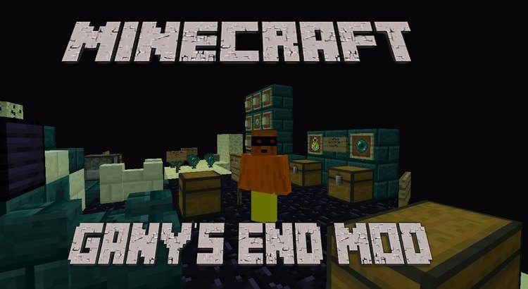 ganys-end-mod-for-minecraft-1-11-21-10-2 Gany's End Mod for Minecraft 1.11.2/1.10.2