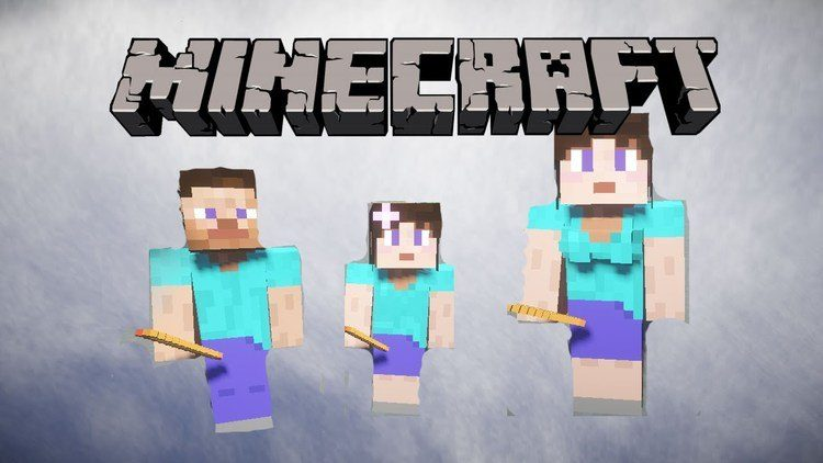 Gender Mod for Minecraft Logo