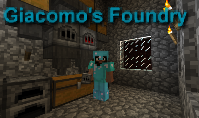 giacomos-foundry-mod-for-minecraft-1-11-21-10-2 Giacomo's Foundry Mod for Minecraft 1.11.2/1.10.2