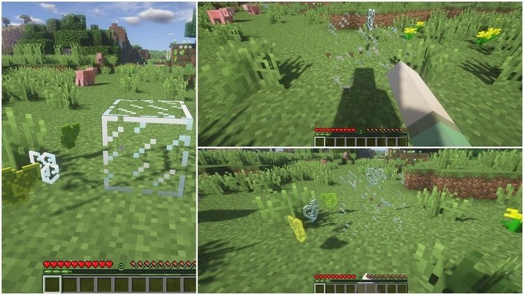 glass-shards-mod-1-11-21-10-2-for-minecraft Glass Shards Mod 1.11.2/1.10.2 for Minecraft