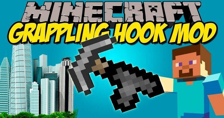 grappling-hook-mod-for-minecraft-1-11-21-10-2 Grappling Hook Mod for Minecraft 1.11.2/1.10.2