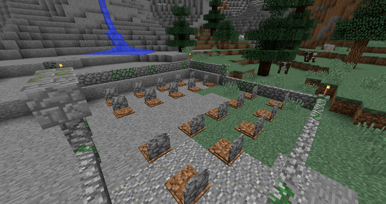 grave-stone-mod-1-11-21-10-2-for-minecraft Grave Stone Mod 1.11.2/1.10.2 for Minecraft