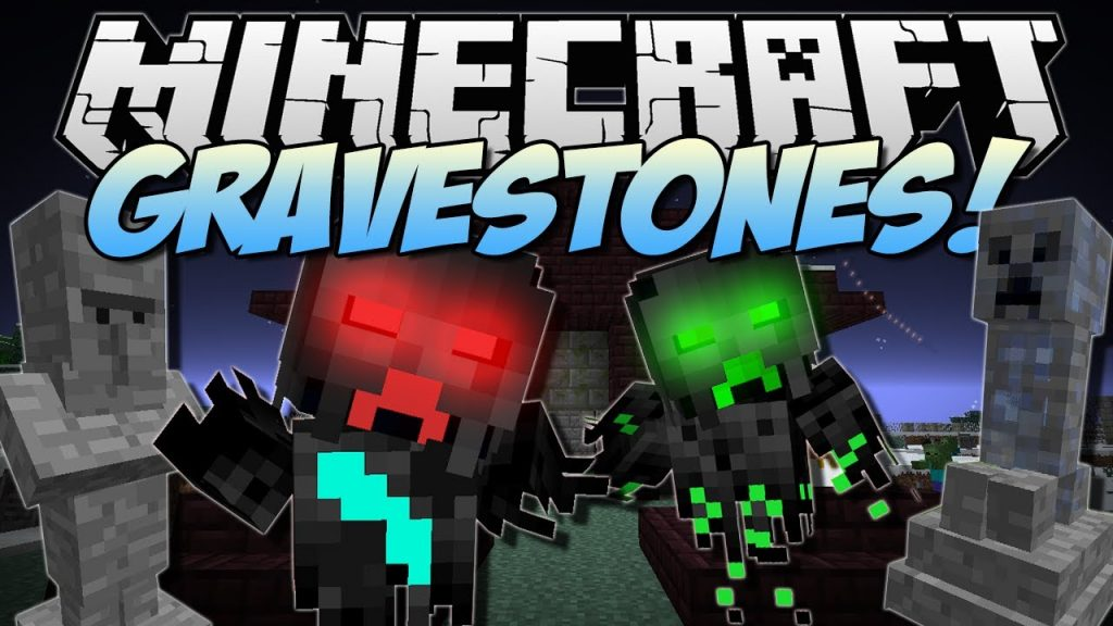 gravestone-mod-1-8-91-7-10-wither-catacombs-graveyards Gravestone Mod 1.8.9/1.7.10 (Wither Catacombs, Graveyards)