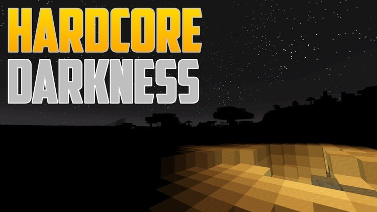 hardcore-darkness-mod-1-11-21-10-2-for-minecraft Hardcore Darkness Mod 1.11.2/1.10.2 for Minecraft