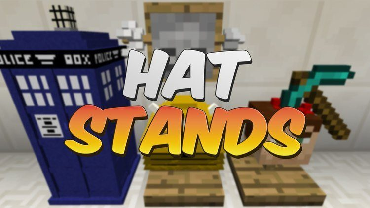hat-stand-mod-for-minecraft-1-11-21-10-2 Hat Stand Mod for Minecraft 1.11.2/1.10.2