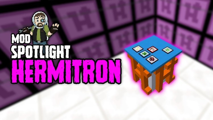 hermitron-mod-1-11-21-10-2-for-minecraft-conquer-the-world Hermitron Mod 1.11.2/1.10.2 for Minecraft – Conquer the World?