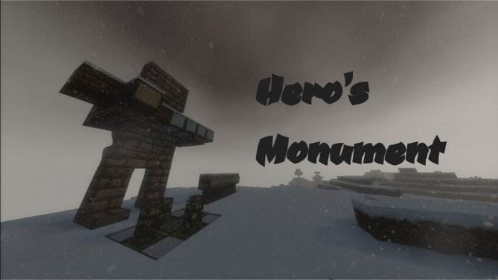 heros-monument-map-for-minecraft-1-11-2 Hero's Monument Map for Minecraft 1.11.2