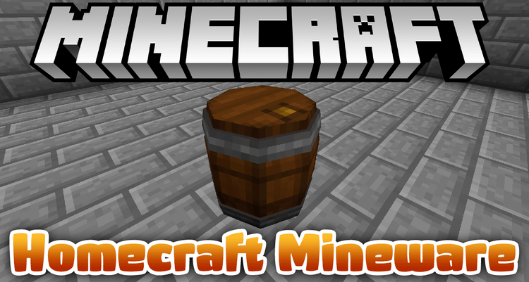 homecraft-mineware-mod-1-11-21-10-2-for-minecraft Homecraft Mineware Mod 1.11.2/1.10.2 for Minecraft