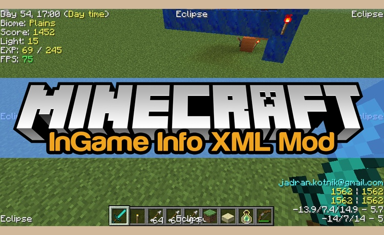 ingame-info-xml-mod-1-11-21-10-2-for-minecraft InGame Info XML Mod 1.11.2/1.10.2 for Minecraft