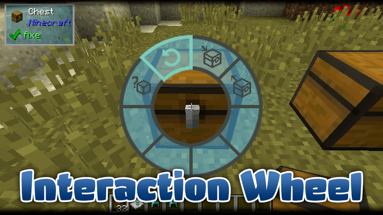 interaction-wheel-mod-1-11-21-10-2-for-minecraft Interaction Wheel Mod 1.11.2/1.10.2 for Minecraft