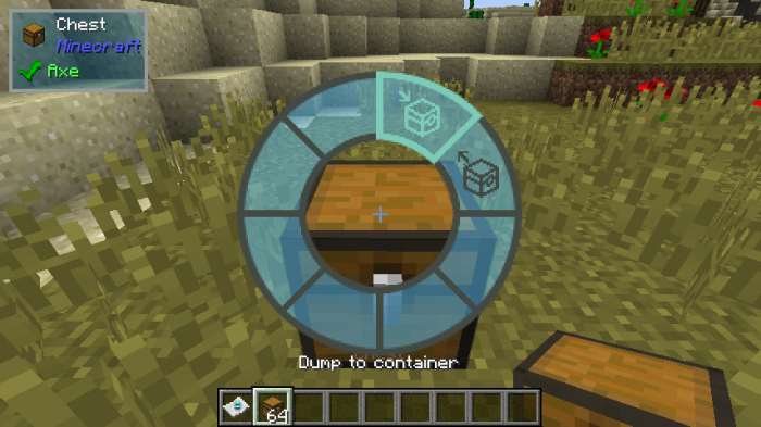interaction-wheel-mod-for-minecraft-1-11-21-10-2 Interaction Wheel Mod for Minecraft 1.11.2/1.10.2
