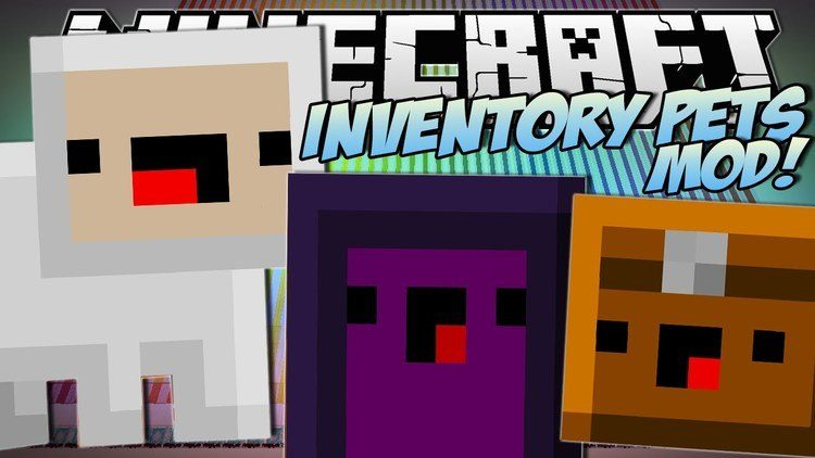 inventory-pets-mod-for-minecraft-1-11-21-10-2 Inventory Pets Mod for Minecraft 1.11.2/1.10.2