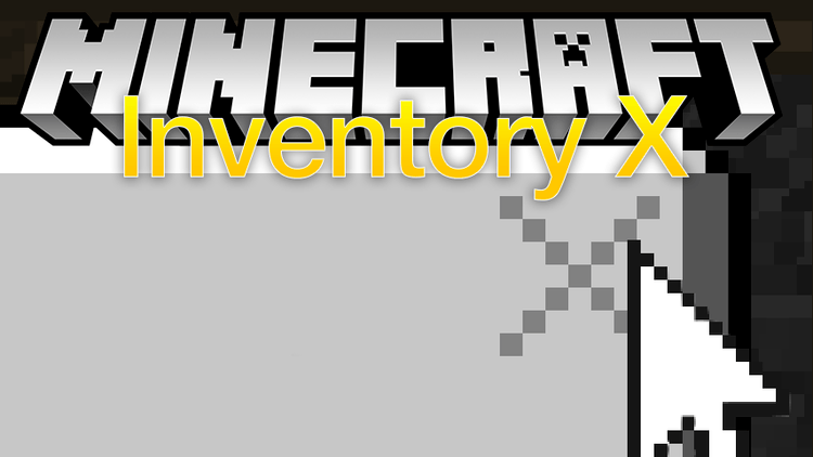 inventory-x-mod-1-11-21-10-2-for-minecraft Inventory X Mod 1.11.2/1.10.2 for Minecraft