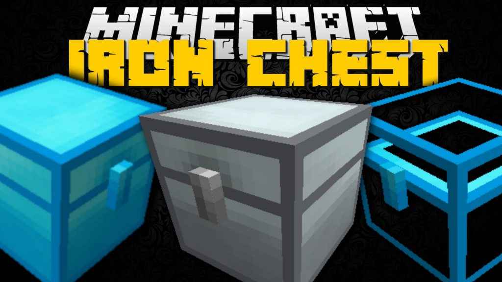iron-chests-mod-1-11-01-10-21-7-10-2782 Iron Chests Mod 1.11.2/1.10.2 (Better Than Vanilla Chests)
