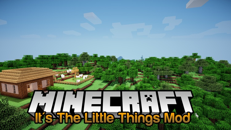 its-the-little-things-mod-1-11-21-10-2-for-minecraft It's The Little Things Mod 1.11.2/1.10.2 for Minecraft
