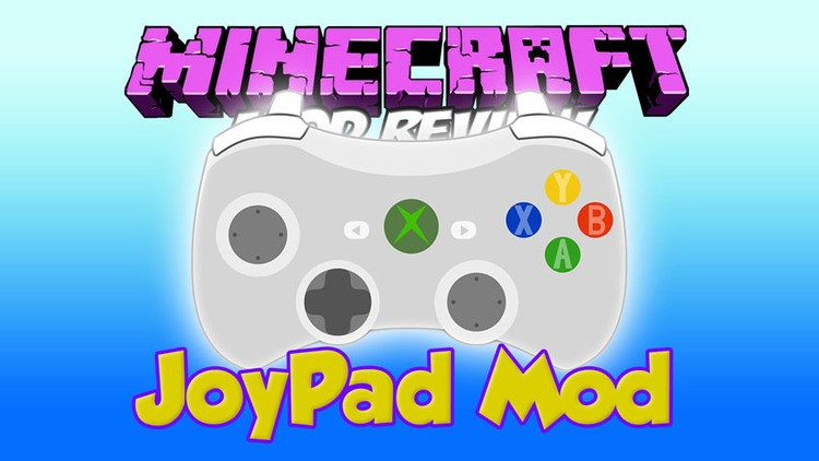 joypad-mod-1-11-21-10-2-for-minecraft Joypad Mod 1.11.2/1.10.2 for Minecraft