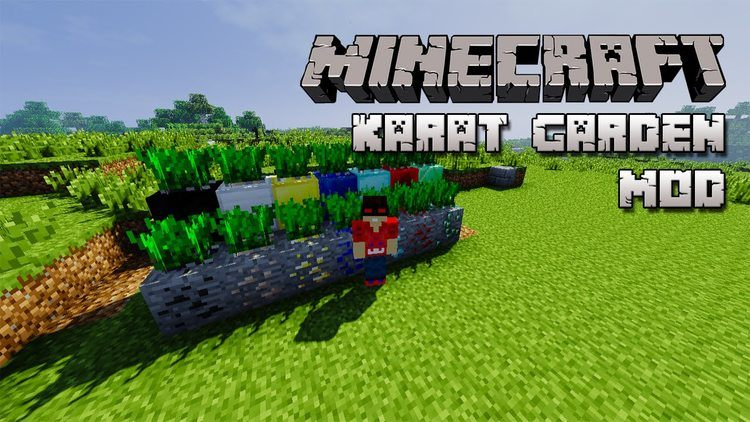 karat-garden-mod-1-11-21-10-2-special-carrots-for-minecraft Karat Garden Mod 1.11.2/1.10.2 – Special Carrots for Minecraft