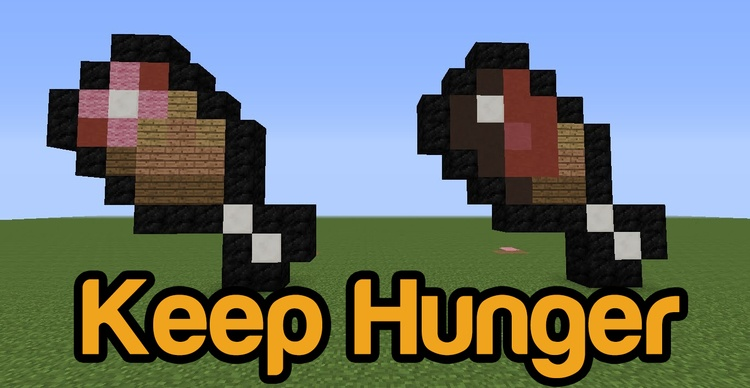 keep-hunger-mod-1-11-21-10-2-for-minecraft Keep Hunger Mod 1.11.2/1.10.2 for Minecraft