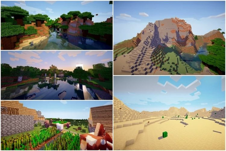 lagless-shaders-mod-for-minecraft-1-11-21-10-2 Lagless Shaders Mod for Minecraft 1.11.2/1.10.2