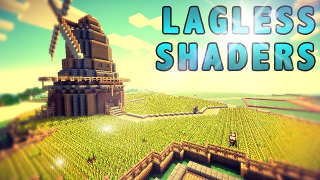 lagless-shaders-mod-for-minecraft-1-111-10-2 Lagless Shaders Mod for Minecraft 1.11/1.10.2