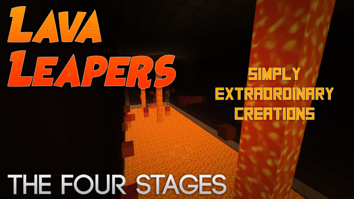 lava-leapers-the-four-stages-map-for-minecraft-1-11-2 Lava Leapers – The Four Stages Map for Minecraft 1.11.2
