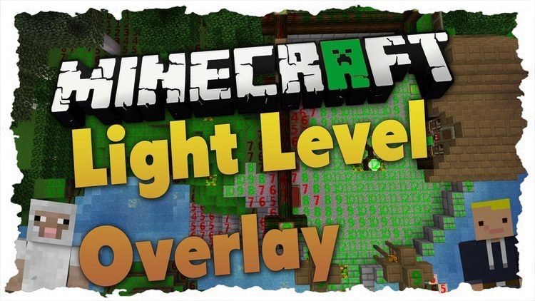 light-level-overlay-reloaded-mod-for-minecraft-1-11-21-10-2 Light Level Overlay Reloaded Mod for Minecraft 1.11.2/1.10.2