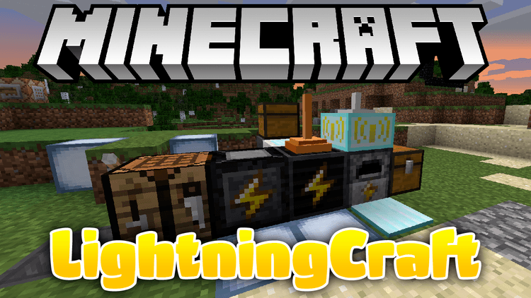 lightningcraft-mod-1-11-21-10-2-for-minecraft LightningCraft Mod 1.11.2/1.10.2 for Minecraft